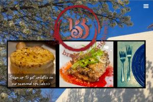 Brasserie Website